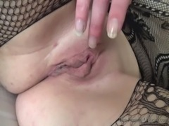 Fleshy Pussy and Redhead Multiorgasmic MILFs Masturbate Solo and Together free
