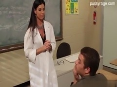 Hot teacher fucks student free