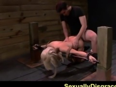 FetishNetwork Alice More Hardcore dungeon bondage