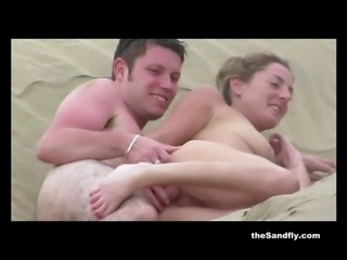 Exclusive and amazing - full vids of the beach voyeur legend's latest adventures on theSandfly.com. Amateurs getting naked and horny on the dunes. Reality never looked so good. JOIN us for terrific variety.