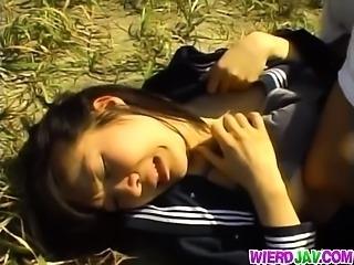 Mina Kozima Asian babe in hardcore Japanese sex action