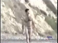 Montser in nude beach