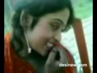 Desi Beauty Teen Hot OutDoor Enjoyment free
