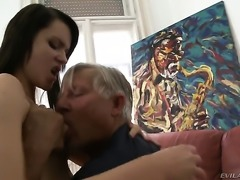 Christoph Clark wants to fuck incredibly hot Babette As sweet mouth forever...