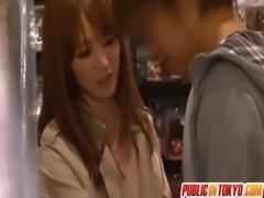 Kinky Asian porn slut Miku Ohashi free