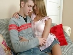 Anal with teen Bobbi Blue