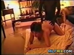 Cheating wife needs long black cock to get her juices flowing