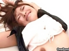 Asian school girl fucked