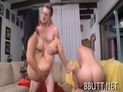 Foursome banging scene free