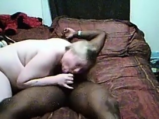 Slut Enjoys Big Black Cock