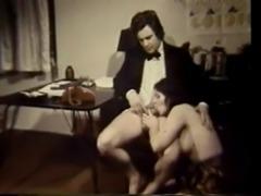 Vintage B&W Sex