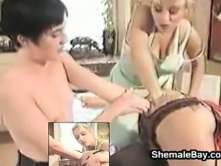 Sexy Shemale Compilation