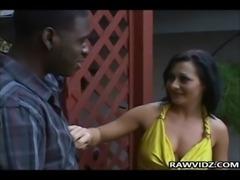 Big Black Dick On Brunette free