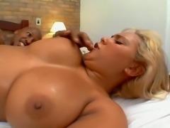 Brazilian pornstar Babalu and her perfect tits.