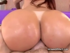 Hot Cum On My Smooth Ass free