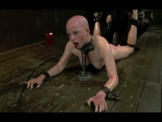 A Bald Girl Deserve Punishments  #2 OtO.