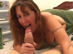 BBW MILF gets fucked in the ass free