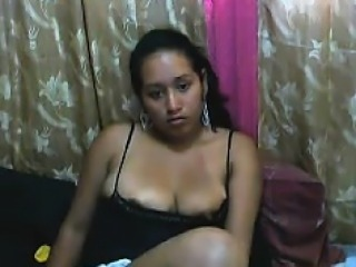 Shy Latin Teen Cam Girl