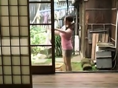 Japanese Mother In Law Gets Fucked