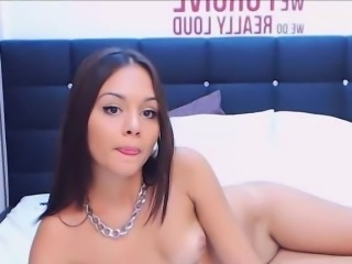 Sexy girl naked chat on webcam
