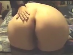 WHITE SSBBW SHOWING OFF AND TEASING WITH HER BIG JUMBO 60 INCH ASS free