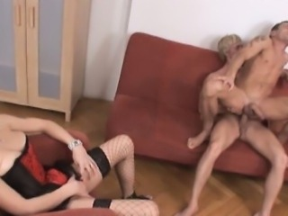 Great 3some bi sexual