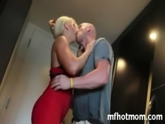 THICK BUSTY MOM GET'S FUCKED IN THE ASS | mfhotmom.com free