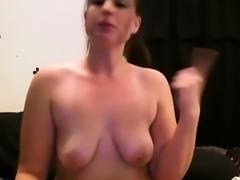 Topless Web Cam Cutie