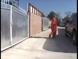 PBF Vault: Chelsea Zinn Gets Assfucked Trying Prison