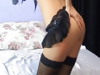 Hot Sexy Russian Babe Fingering