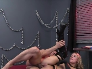 Funny faces of Alexis while riding cock