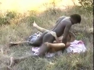 African Bull fucks wife with cuckoldhusband free