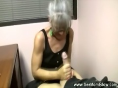 Granny loves to suck cock for this lucky guy free