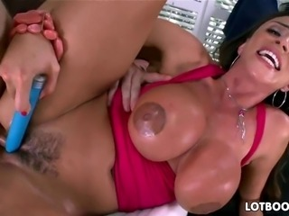 Ariella Ferrera loves to get fucked hardcore and Makes her tight pussy orgasm...
