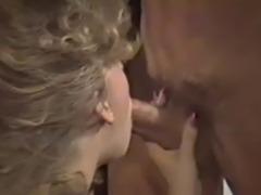 Classic big tit threesome