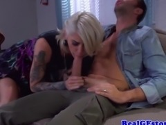 Real cougar exgf with tatts assfucked