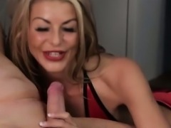 Cfnm domina mistresses suck cock