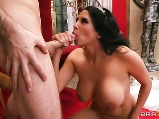 James Deen gets pleasure from fucking good looking Missy Martinezs anal hole