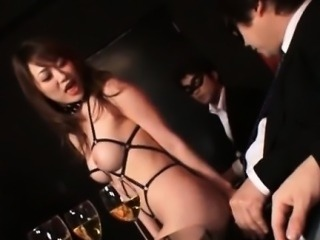 Kink Japanese sex girl pre working the