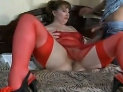 Young Guy Fucking A Thick Mature Woman