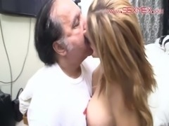 Ron Jeremy Fucks Nicky Ferrari Mexican Pussy sexmex free