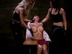 FetishNetwork Alby Rydes BDSM punishment