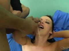 Sledge Hammer takes Nathan Threats boner from behind