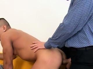 Sexy and salacious homosexual sex
