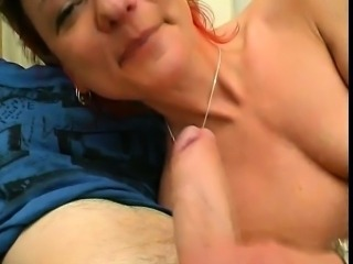 He has fucked his mother in law