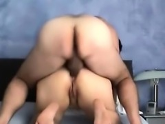 Arab beauty gets smashed by 2 hunks in this homemade scene