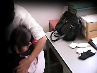 Schoolgirl caught stealing blackmailed 3