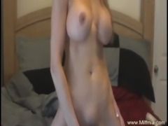 Hot MILF Is Home Alone Now free