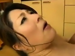 Asian Wives Having Fun Without The Husband