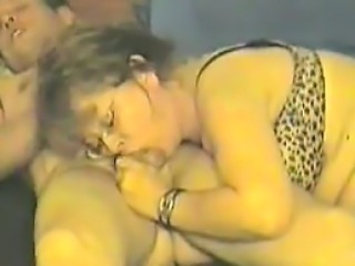 Mature Chubby Woman Gets Fucked